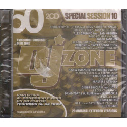AA.VV. 2 CD DJ Zone 50 - Special Session 10 Nuovo 8019991260746