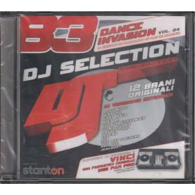 AA.VV. CD DJ Selection 83 - Dance Invasion Vol. 24 Nuovo Sigillato 8019991102794