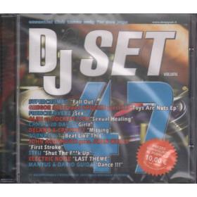 AA.VV. CD Dj Set Volume 47 Nuovo Sigillato 8033064001098