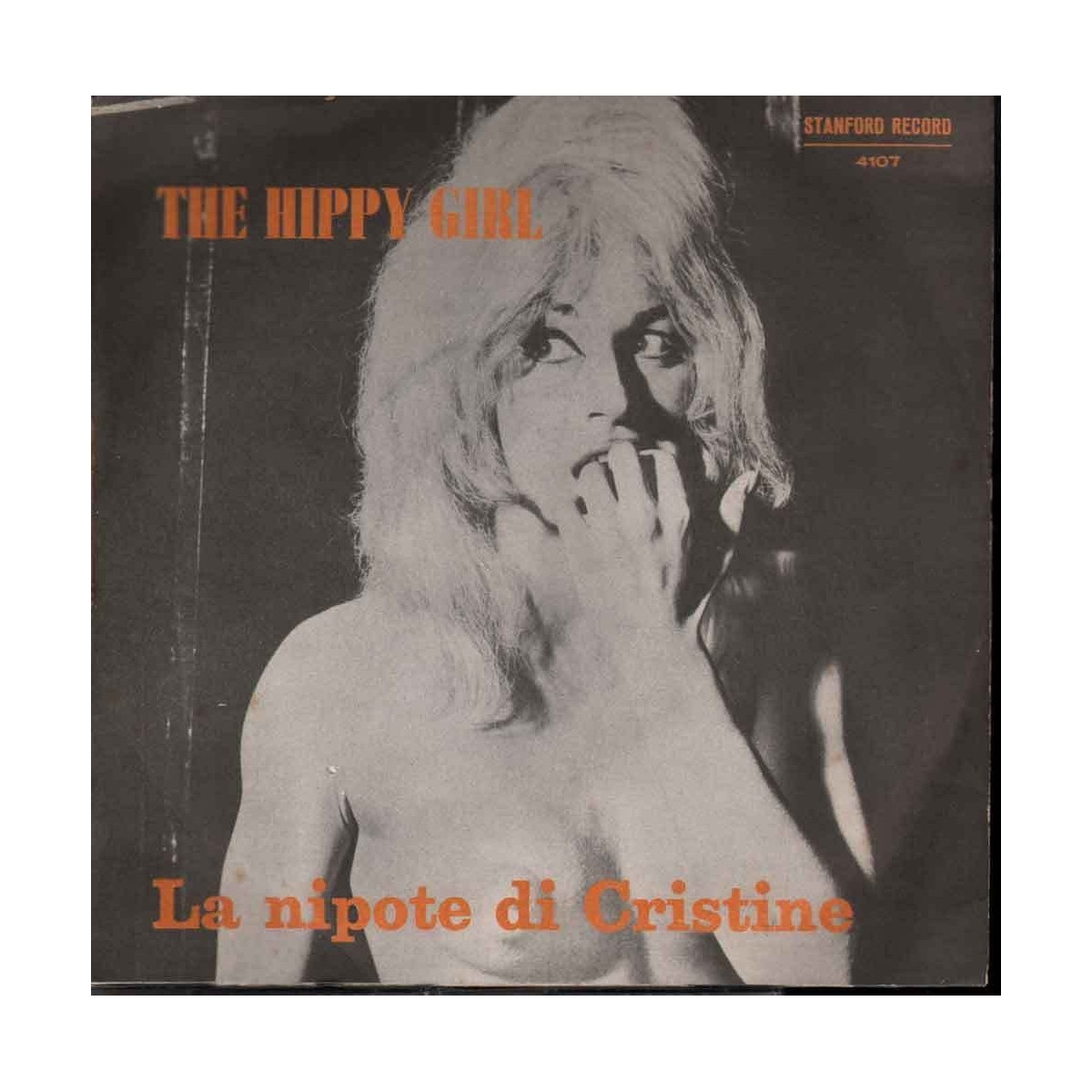 "Reriz And His Soliusts ‎45giri 7"" La Nipote Di Cristine / Scandalo Al Sole Nuovo"