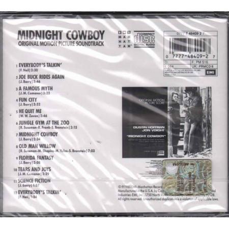 AA.VV. CD Midnight Cowboy OST Soundtrack Sigillato 0077774840927