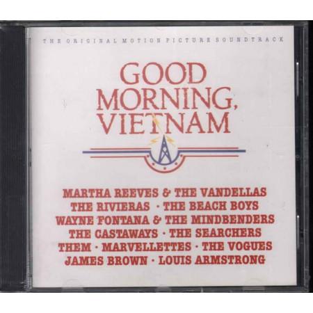AA.VV. CD Good Morning, Vietnam OST Soundtrack Sigillato 0082839696920
