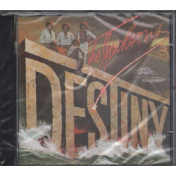 The Jacksons - CD Destiny Nuovo Sigillato 5099746887520