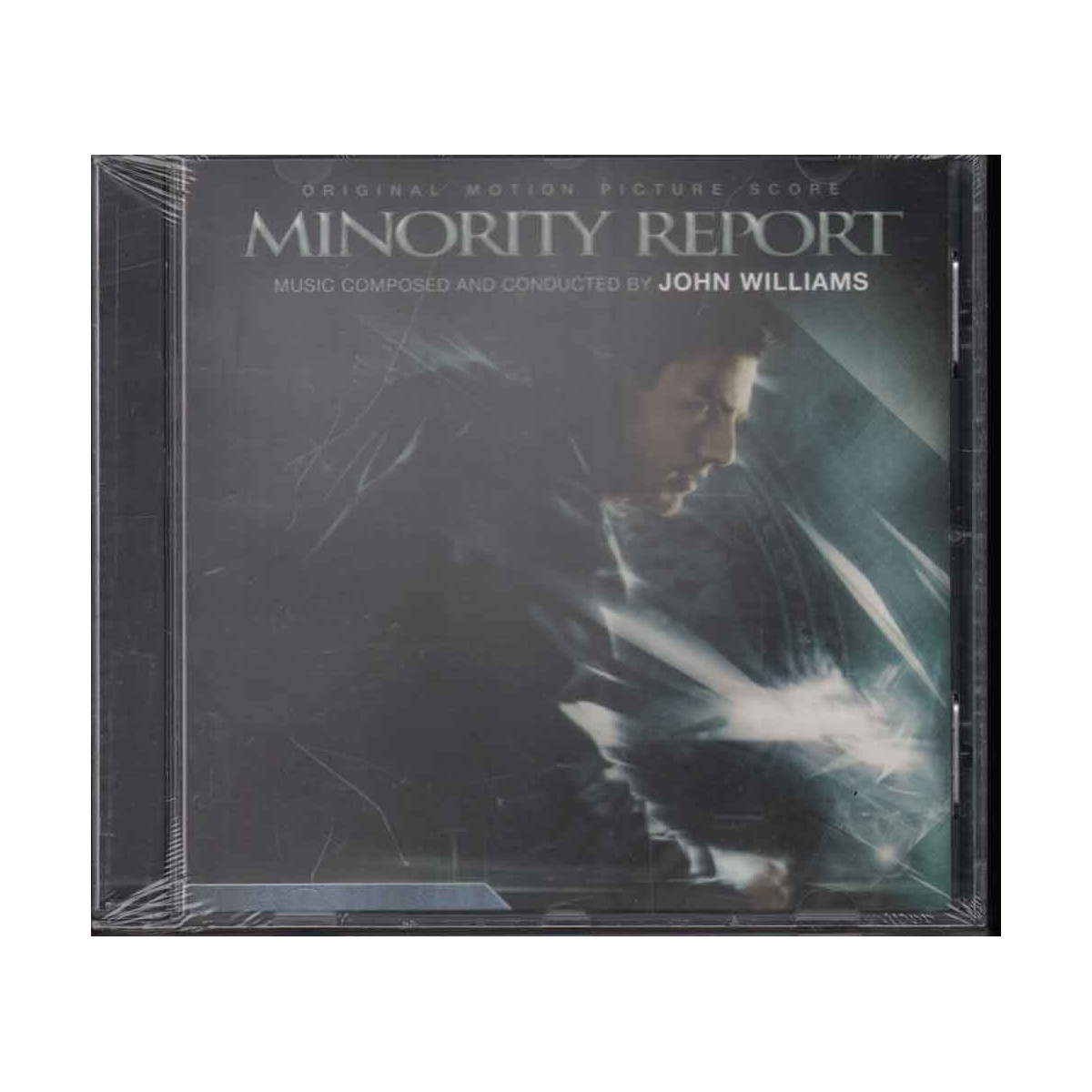 John Williams - Minority Report OST Soundtrack / DreamWorks