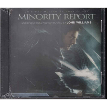 John Williams CD Minority Report OST Soundtrack / DreamWorks Sigillato