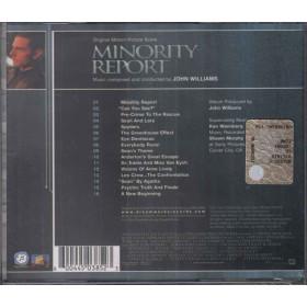 John Williams - Minority Report OST Soundtrack / DreamWorks
