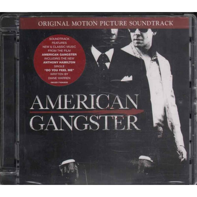 AA.VV. CD American Gangster OST Soundtrack Sigillato 0602517496828