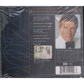 John Barry CD The Man With The Golden Gun OST Soundtrack Sigillato 0724354142420