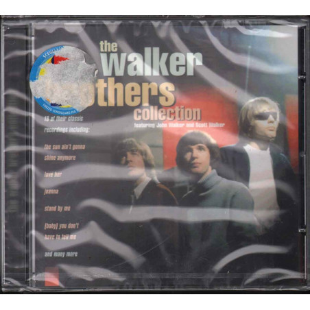 Walker Brothers CD The Walker Brothers Collection Nuovo Sigillato 0731455020021