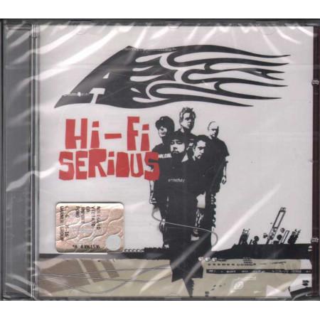 A CD Hi-Fi Serious Nuovo Sigillato 0809274477620