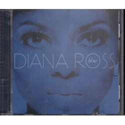 Diana Ross ‎CD Blue / Motown 0602498870037 Sigillato
