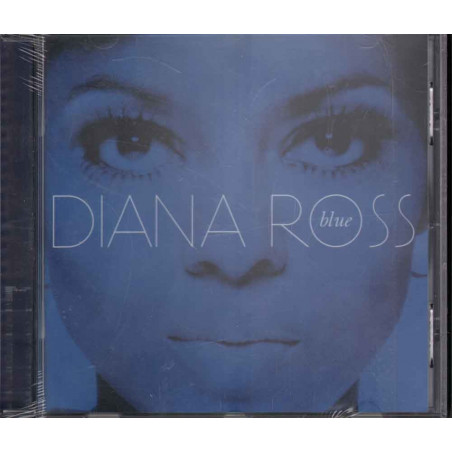 Diana Ross ‎CD Blue / Motown Sigillato 0602498870037
