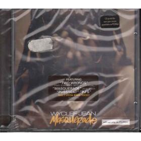Wyclef Jean  CD Masquerade Nuovo Sigillato 5099750785423