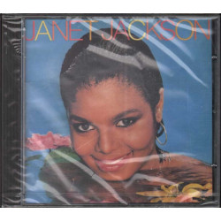 Janet Jackson ‎‎CD Janet Jackson (Omonimo Same) A&M Records ‎394 907-2 Sigillato