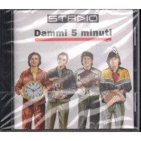 Stadio CD Dammi 5 Minuti / EMI Sigillato
