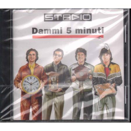 Stadio CD Dammi 5 Minuti - EMI Nuovo Sigillato 0724385580925