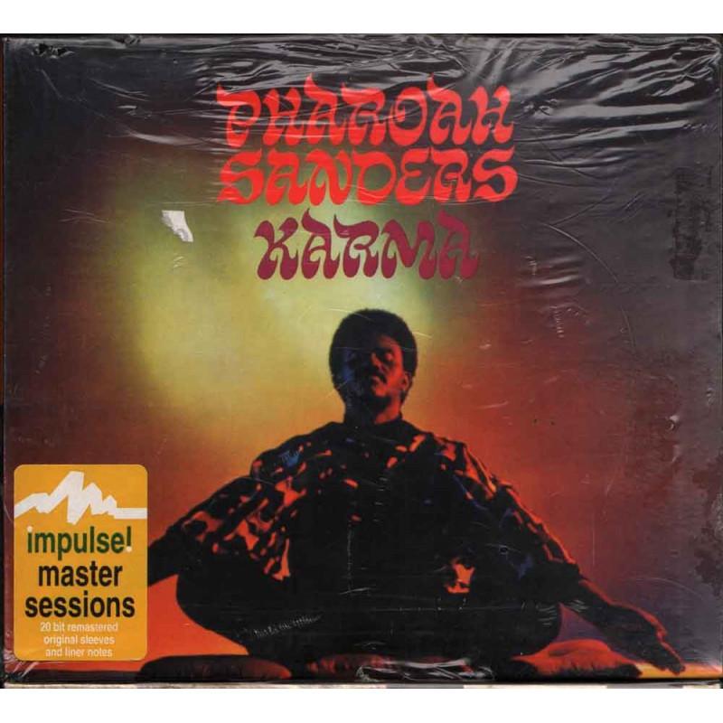 Pharoah Sanders CD Karma Digipack Sigillato 0011105115322