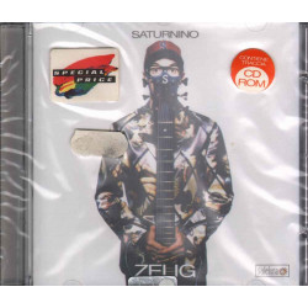 Saturnino CD Zelig Sigillato 0731453274228