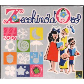AA.VV. - CD 44 Zecchino D'Oro 2001 Digipack Nuova Sigillato 0809274274823