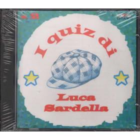 Luca Sardella CD I quiz Luca Sardela n. 2 Nuovo Sigillato Raro