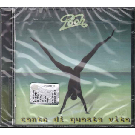 Pooh CD Cento Di Queste Vite / Tamata CGD East West Sigillato 0685738453221