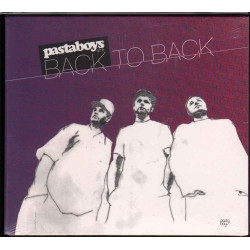 AA.VV. CD Pasta Boys Are Back to Back Digipack Sigillato 8022745030939
