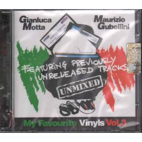 AA.VV. DOPPIO CD My Favourite Vinyls Vol. 3  Nuovo Sigillato 8032484017665
