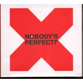 AA.VV. DOPPIO CD Nobody S Perfect Digipack Sigillato 8022745024952