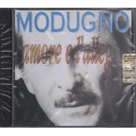 Domenico Modugno - CD L'Amore E L'Allegria Nuovo Sigillato 8032529706028