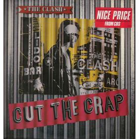 The Clash Lp Vinile Cut The Crap - CBS 465110 1 Nuovo 5099746511012