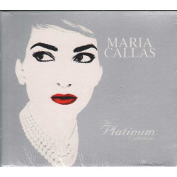 Maria Callas TRIPLO CD The platinum collection Nuovo Sigillato 0724347679322