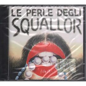 Squallor CD Le Perle Degli Squallor Nuovo Sigillato 0706301332924