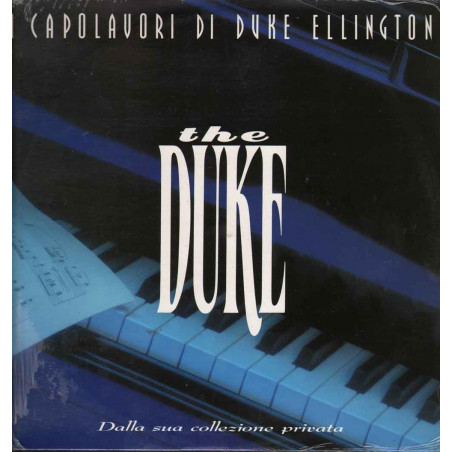 Duke Ellington Lp 33giri I Capolavori Di Duke Ellington Sigillato 0095483095315