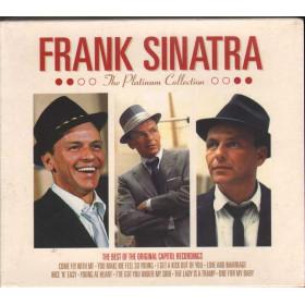 Frank Sinatra TRIPLO CD The platinum collection Nuovo Sigillato 0724386476029
