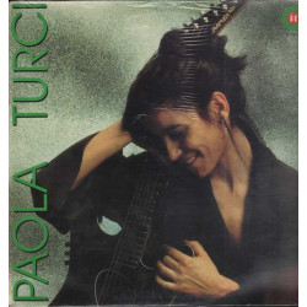Paola Turci Lp Vinile Paola Turci (Omonimo Same) IT ZL 74154 Sigillato