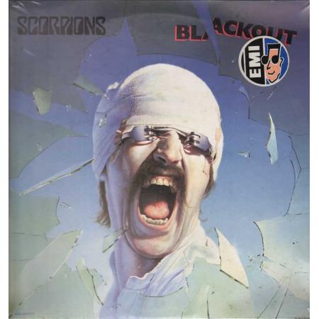 Scorpions Lp Vinile Blackout / EMI Harvest Sigillato 5099916468610