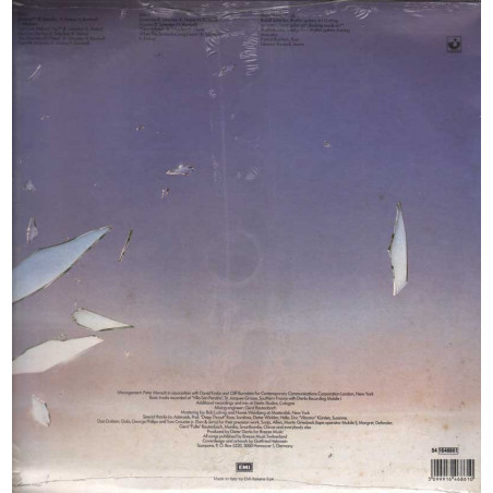 Scorpions - Blackout / EMI Harvest 5099916468610