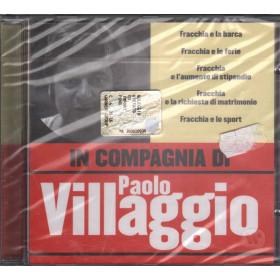 Paolo Villaggio - CD In Compagnia Di Paolo Villaggio Sigillato 5051011101120