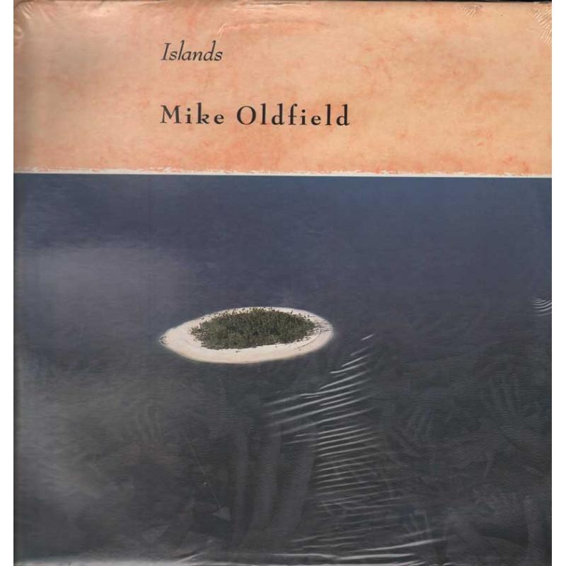 Mike Oldfield Lp Vinile Islands / Virgin V 2466 Italia 5012981246617