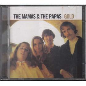The Mamas & The Papas CD Gold / Geffen Records 0602498624685 Sigillato