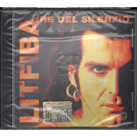 Litfiba CD Re del Silenzio Nuovo Sigillato 0745099523626