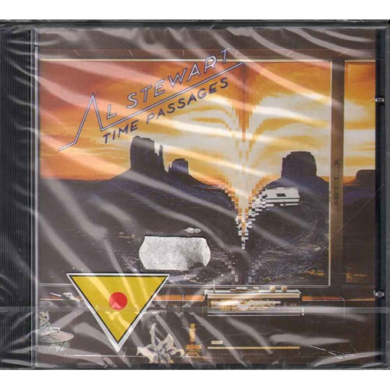 Al Stewart CD Time Passages / EMI CDP 7977652 Sigillato