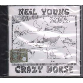 Neil Young With Crazy Horse CD Zuma Nuovo Sigillato 0075992722629