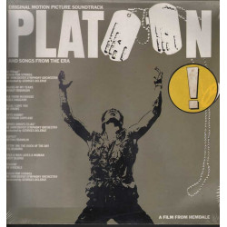 Platoon OST Soundtrack / Atlantic 0075678174216