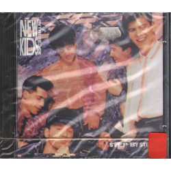 New Kids On The Block CD Step By Step Nuovo Sigillato 5099746668624