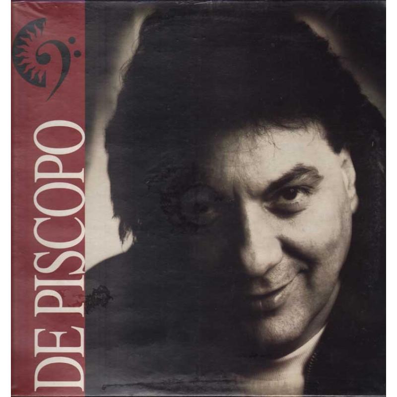 Tullio De Piscopo Lp 33giri De Piscopo (Omonimo) Nuovo Sigillato 0077779623419
