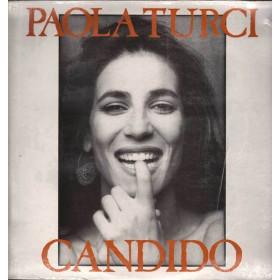 Paola Turci Lp Vinile Candido / It ZL 75043 Sigillato 0035627504310