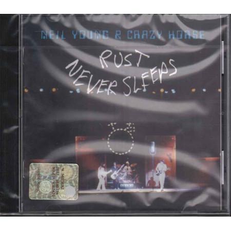 Neil Young & Crazy Horse CD Rust Never Sleeps / Reprise Sigillato 0075992724920
