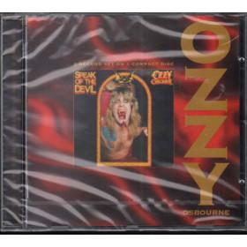 Ozzy Osbourne CD Speak Of The Devil Nuovo Sigillato 5099748167927