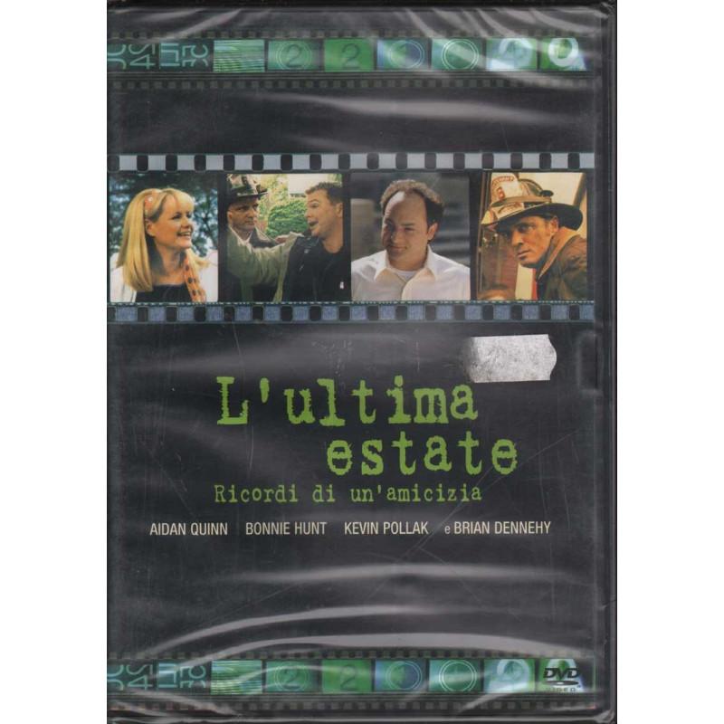 L'Ultima Estate DVD Aidan Quinn / Bonnie Hunt Nuovo Sigillato 8007038053130